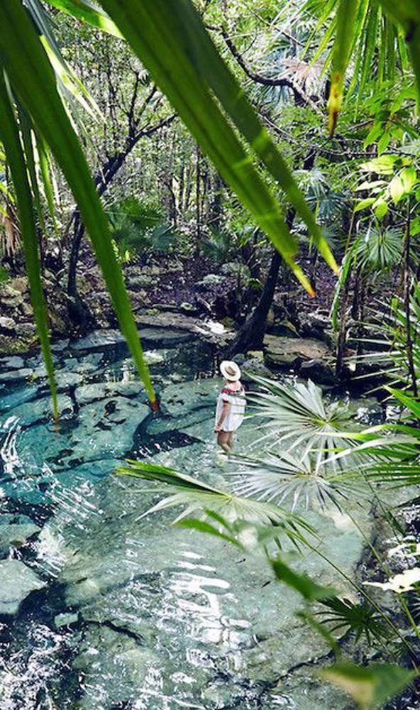 À chaque pays ses merveilles naturelles et ses endroits uniques au monde. Au Me…