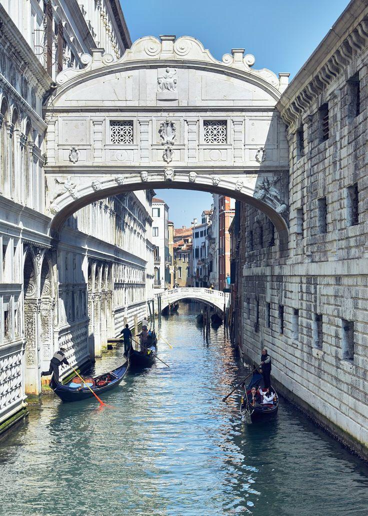 Venise, une ville unique en son genre immortalisée dans des photographies à co…