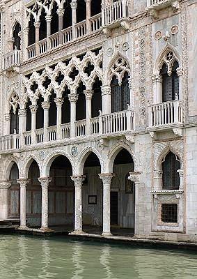 Le Palazzo de la Ca' d'Oro est sans conteste l'un des plus beaux pal…