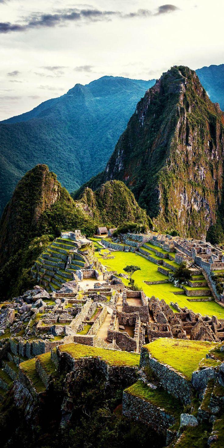 Machu Picchu, Peru                                                              …