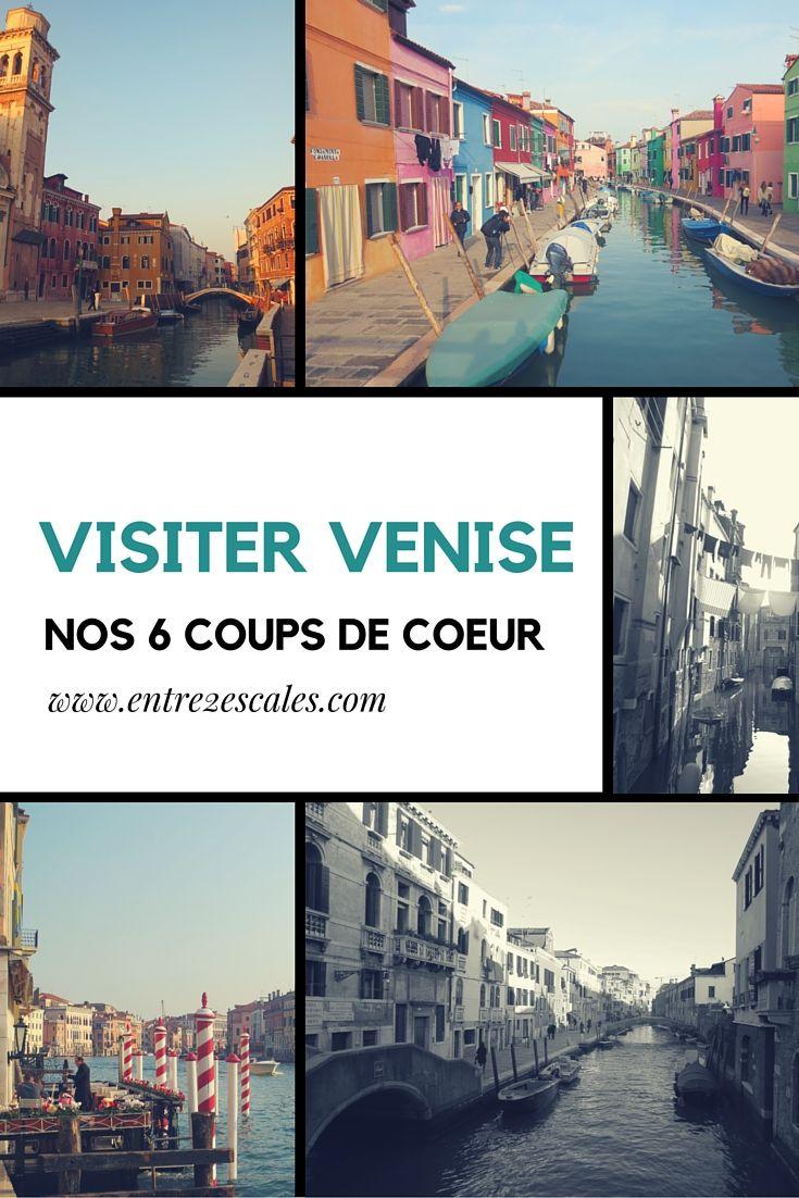 Nos 6 coups de coeurs pour profiter au maximum de votre séjour à Venise!      …