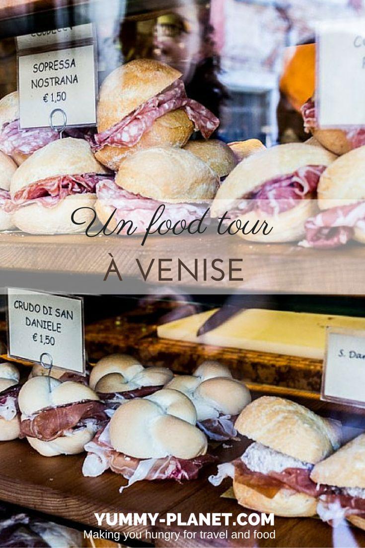 Pour bien manger à Venise, il faut connaître les adresses locales et éviter l…