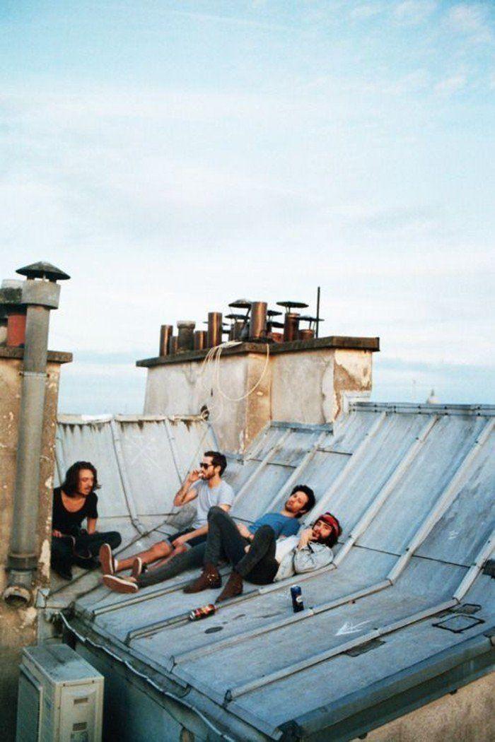 Votre voyage à Paris avec les meilleures vues des toits de Paris; une bière av…