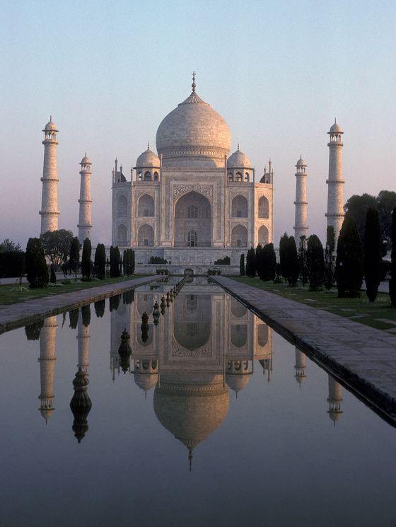 Les plus beaux sites du patrimoine mondial de l'unesco – taj mahal inde 8   …