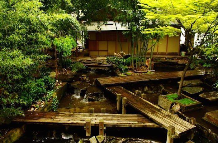 jardin-insolites. Paris 8e -Jardin Zen du Panthéon bouddhique (accès gratuit),…