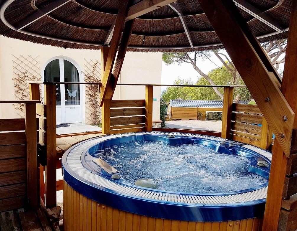Offrez-vous les bienfaits de l'hydrothérapie à domicile avec les spas hydromassage