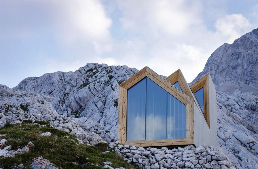 Quel type d'hébergement choisir pour un week-end en amoureux à la montagne ?