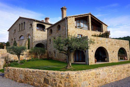 Loger dans une maison d'hôtes à Cotignac