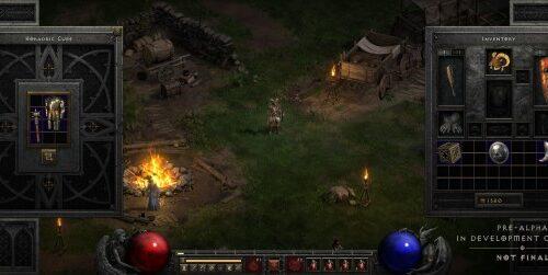 Avis: 'Diablo II: Ressurected' prouve que les vrais classiques sont immortels