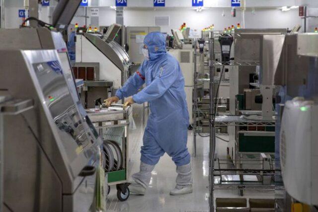 La Chine commence à offenser les versions de ses applications