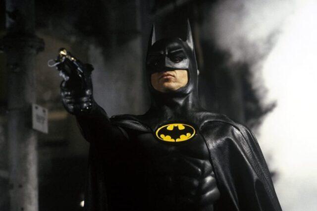 Michael Keaton dit que Batman dans «The Flash» rappelle le héros de Tim Burton